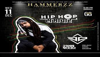 Hip Hop Samachar - Features JD GULLYGANG (DJ Night in Goa)