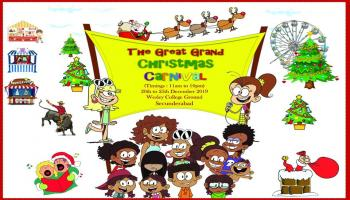 The Great Grand Christmas Carnival