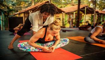100 Hour Yoga Teacher Training Goa, India