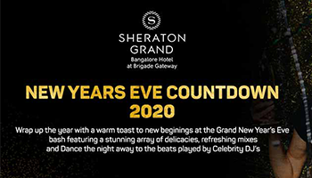 New Years Eve Contdown 2020