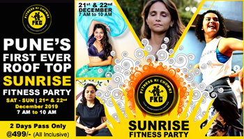 Sunrise Fitness Party