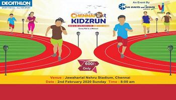 Chennai Kidz Run