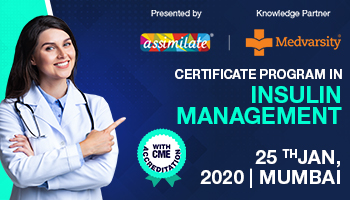 Certificate program in Insulin Management with CME Accreditation