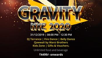 GRAVITY NEW YEAR  2020