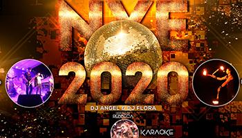 NYE 2020 Just BLR