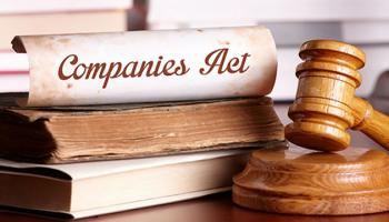 Companies Act with latest Amendments