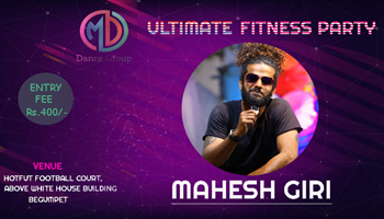 Ultimate Fitness Party
