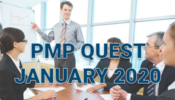 PMP Quest January 2020