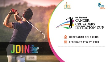 Cancer Crusaders Invitation Cup 2020