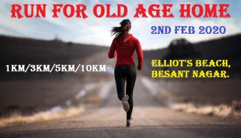 Run For Old Age Home