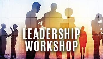 Leadership Workshop - 8th February 2020