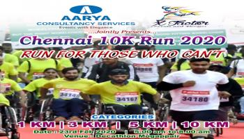 Chennai 10K Run 2020