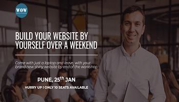Website Over Weekend