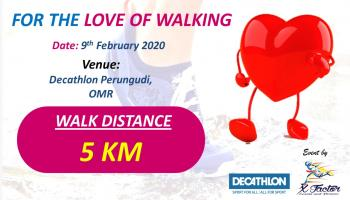 For The Love of Walking