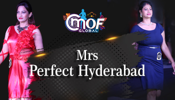 Mrs Perfect Hyderabad  2020