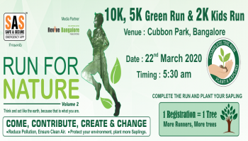 Run For Nature- Volume 2