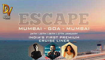 Escape The Dejavu Party Cruise