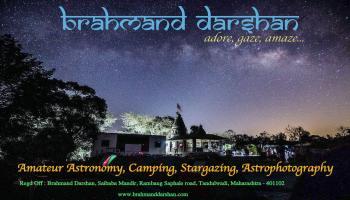 Stargazing Camping
