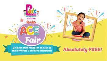Flinto Ace Fair @ Pals Preschool, Mugalivakkam