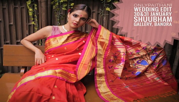 OnlyPaithani Wedding Edit - Sarees, Dupattas and Blouses