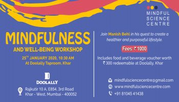 Mindfulness and Well-being Workshop