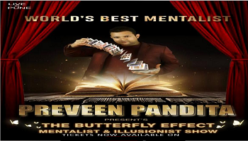 The Butterfly Effect ( Mentalist and Illusionist Show )