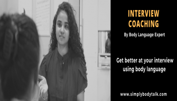 Interview Coaching by Simply Body Talk