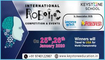 ROBOFEST 2020 (A National Robotic Competition)