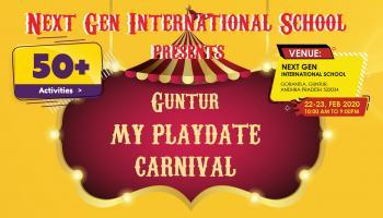 Guntur My Playdate Carnival presented by Nextgen International School