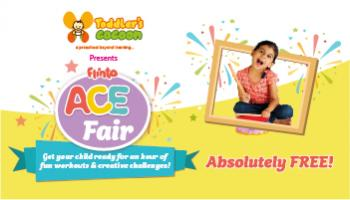 Flinto ACE Fair at Toddlers Cocoon
