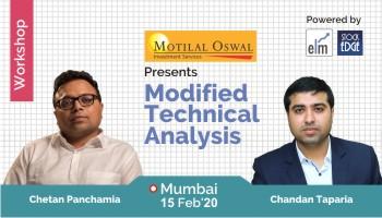 Modified Technical Analysis - Bridge Between Theory and Practice - Mumbai