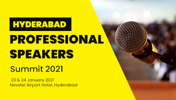 PSS2021HYD Professional Speakers Summit 2021 Hyderabad