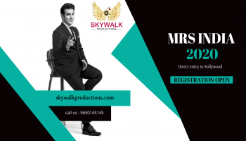 Mrs India 2020 Registration