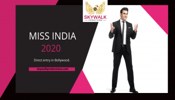 Skywalk Productions Miss India 2020 Online Entry Form