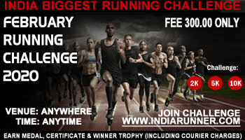 February Running/Cycling/Walk Challenges
