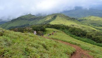 Tadiandamol trek coorg and sight seeing