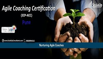 Agile Coach Certification, Pune - March 2020