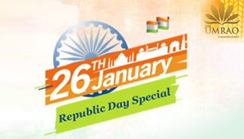 lets Celebrate Republic Day  At Umrao