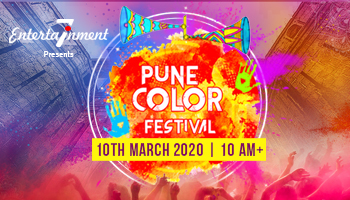 Pune Color Festival - Season 3