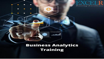Business analytics course training