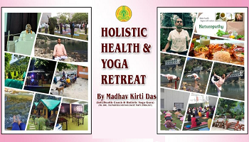 Holistic Detox and Yoga Retreat 6 in Rishikesh/Himalaya