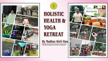 Holistic Detox and Yoga Retreat 7 in Rishikesh/Himalaya