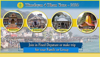 4 Dham Yatra Spiritual Retreat 2