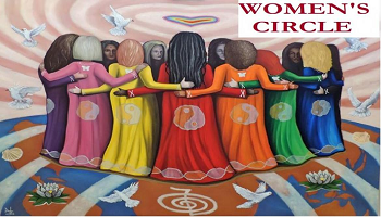 Womens Circle Facilitated by Kalpana Ramakrishna