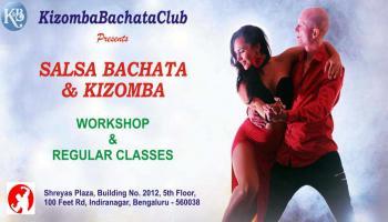 SALSA BACHATA KIZOMBA Dance Workshop