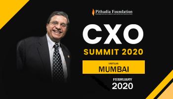 CXO SUMMIT 2020