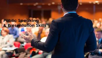 1 Day Workshop on Public Speaking and Presentation Skills