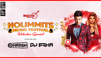 Nolimmits Music Festival Valentines Special