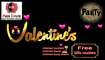 Biggest Valentines Day Party Ahmedabad