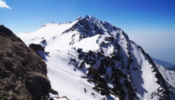 Moon Peak Expedition 2020